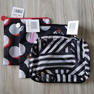 Sephora Make Up Bags (Recycled Material)